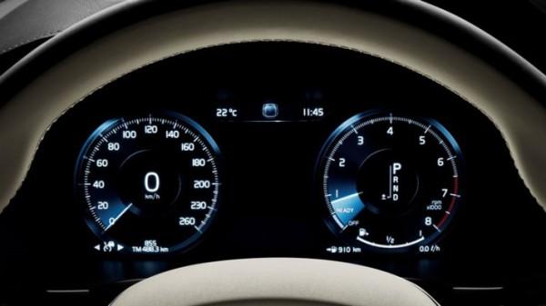 Volvo, ограничитель скорости