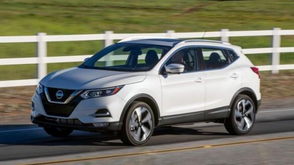 Nissan Rogue Sport, обновленный