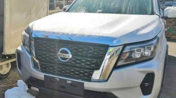 Nissan Frontier 2021 года