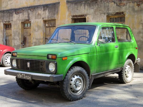 ВАЗ-Э2121, Нива