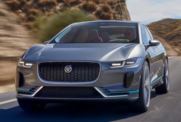 Jaguar I-Pace, новый электрокар, рынок Индии