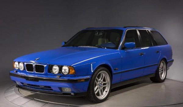 BMW M5 1994 года, универсал