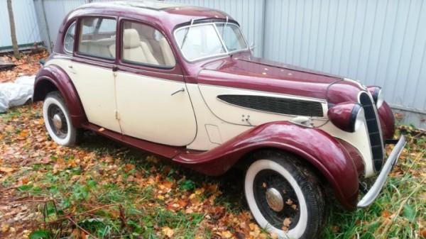BMW, 1938 года выпуска
