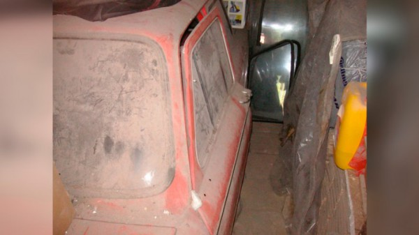 ЗАЗ-968М 1986 года