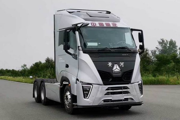 Huanghe X7, тягач, грузовик