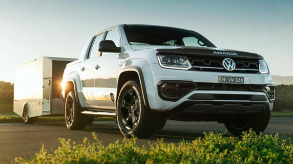 Volkswagen Amarok, спецверсия от Walkinshaw