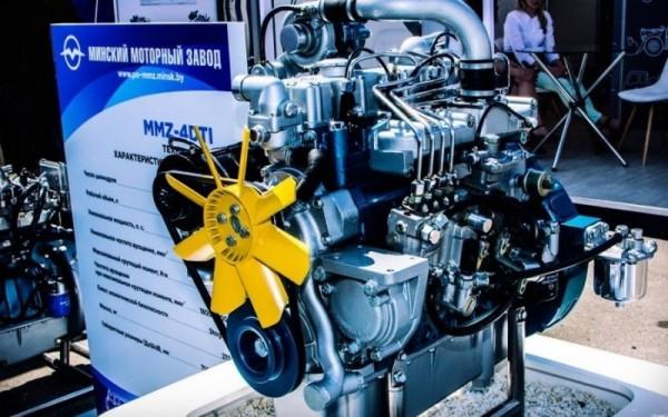 двигатель MMZ-4DTI