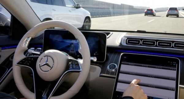 Mercedes-Benz, автопилот