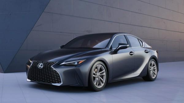 Lexus IS, новое поколение
