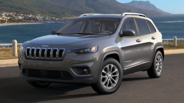 Jeep Cherokee Latitude Lux, 2021 года