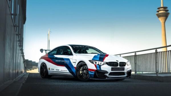 BMW M4 DTM Champion Edition, ателье Manhart