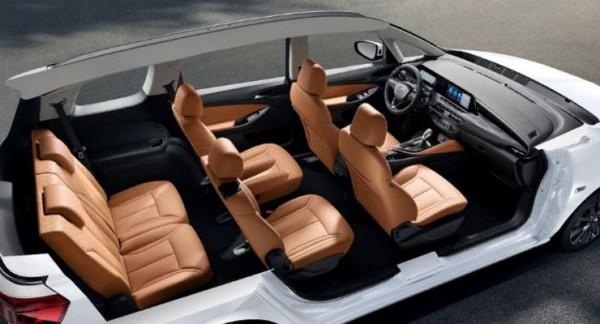 Buick GL6 2021, минивэн