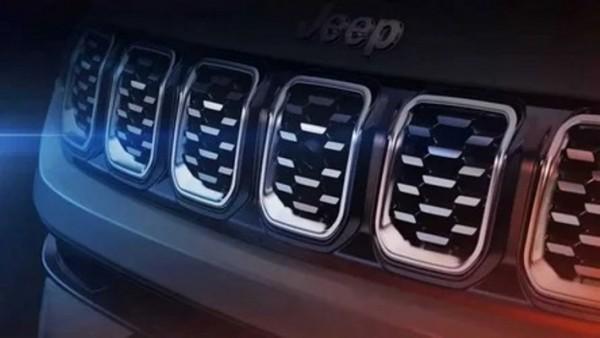 Jeep Compass 2022 года