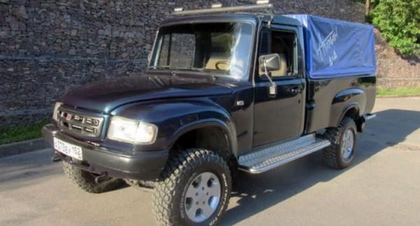 ГАЗ-2308, Атаман, пикап