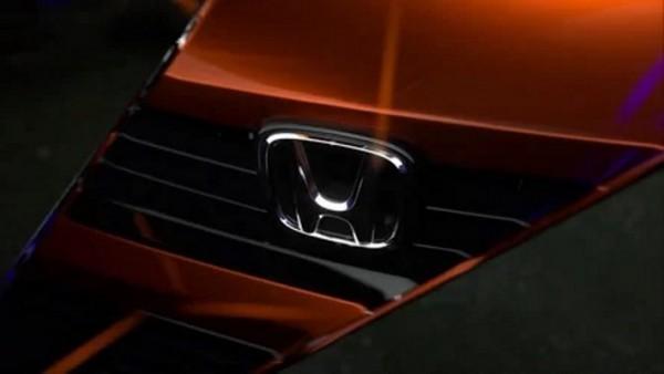 Honda Civic, новый, тизер