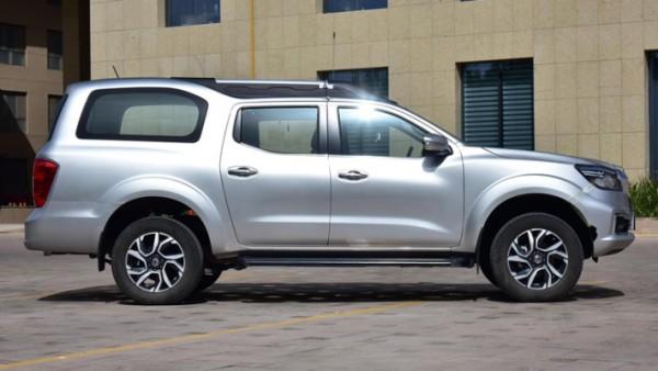 Nissan Palaso, новый внедорожник