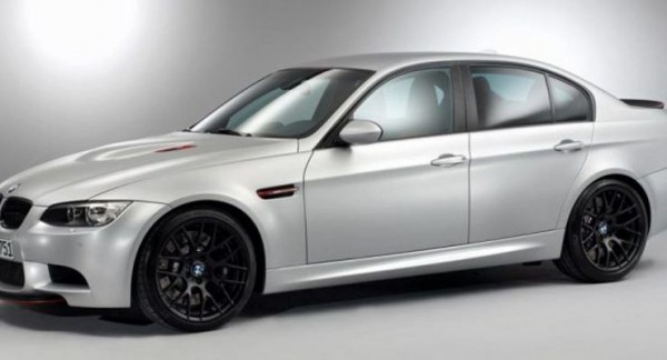 BMW M3 CRT, спортивный седан