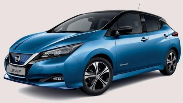 Nissan Leaf, электрокар