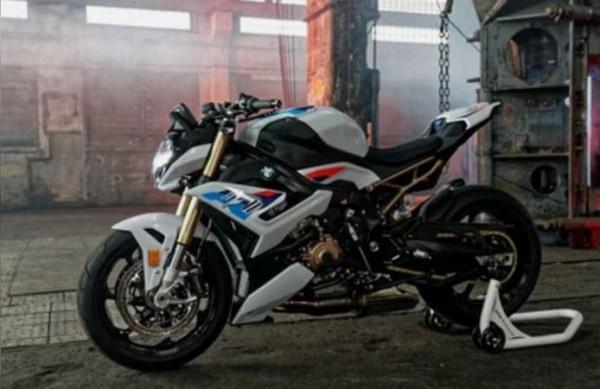 BMW S 1000 R, обновленный мотоцикл