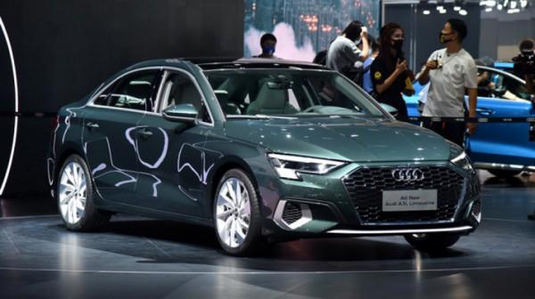 Audi A3L, удлиненная база