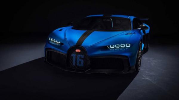 Bugatti Chiron Pur Sport, гиперкар