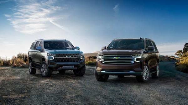 General Motors, полноразмерные внедорожники