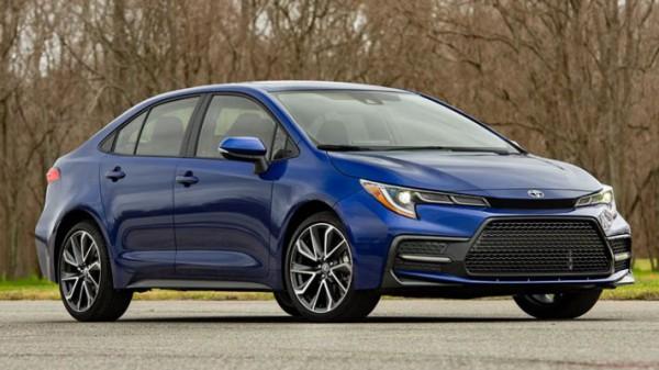 Toyota, новый седан