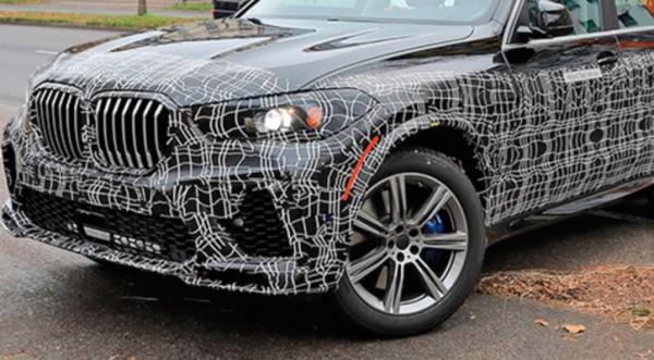 BMW X5, рестайлинг