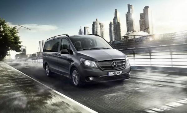 Mercedes-Benz Metris 2021 года, обновленный вэн