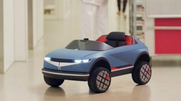 Hyundai, мини-электромобиль для детей