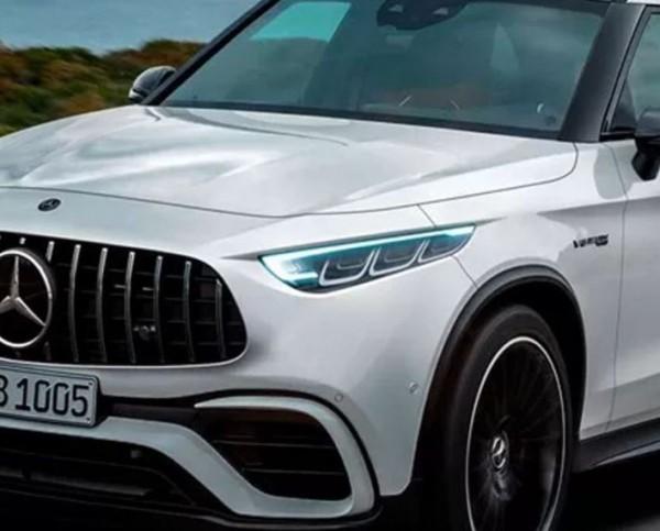 Mercedes-AMG, новый кроссовер