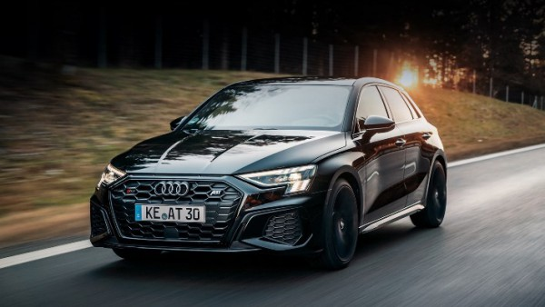 Audi S3 Sportback, тюнинг ABT