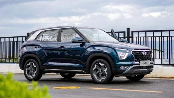Hyundai Creta, кроссовер новый
