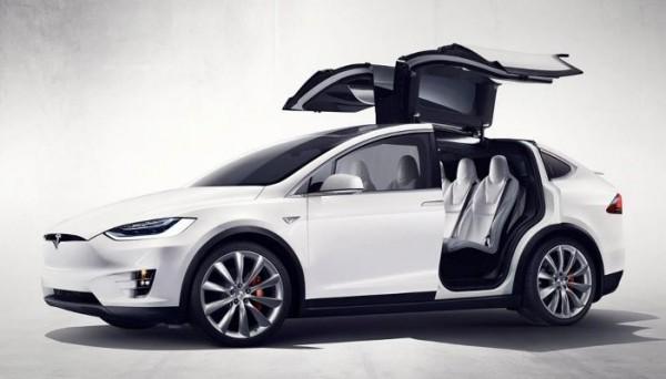 Тesla Model X