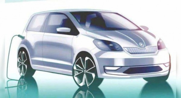 Citigo от Skoda,VW ID.1