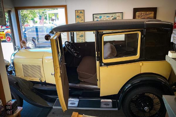 Ford Model A, раритет