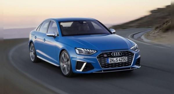 Audi A4, обновленный
