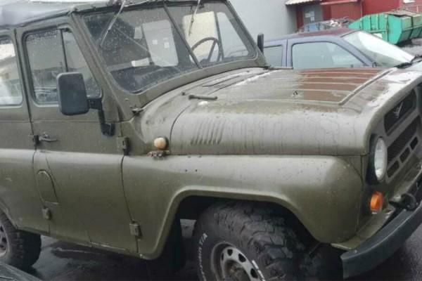 УАЗ, армейский