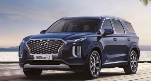 Hyundai Palisade, новый кроссовер