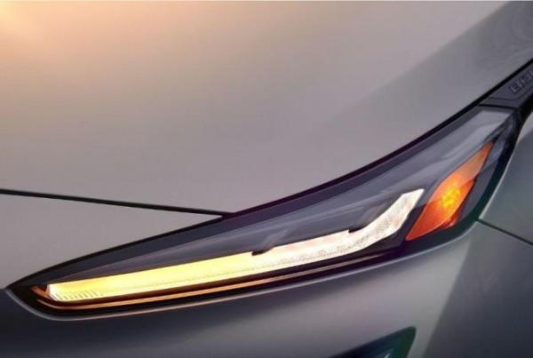 Chevrolet Bolt, электрический кроссовер