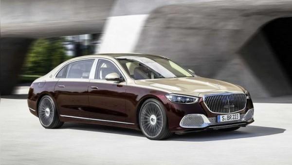 Mercedes-Maybach S-Сlass