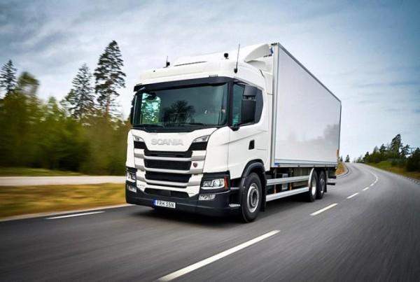 Scania, грузовик