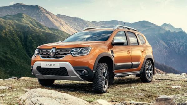 Renault Duster, новый