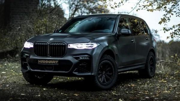 BMW X7 Dirt Edition, внедорожная версия