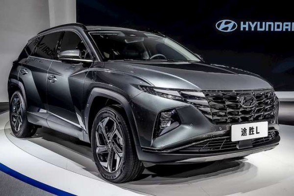 Hyundai Tucson, кроссовер, удлиненный