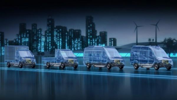 Mercedes-Benz, платформа, новая