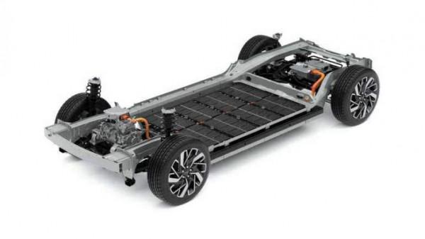 Hyundai, платформа E-GMP, электрическая модульная