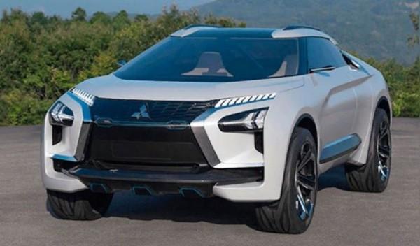 Mitsubishi e-Evolution, концепт, серийная версия