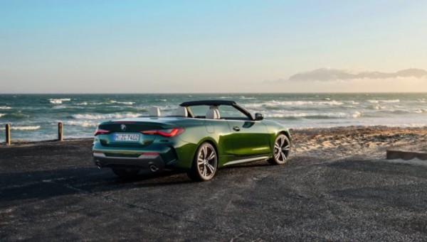 BMW 4-Series, кабриолет