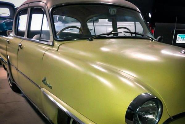 Plymouth Belvedere, два руля